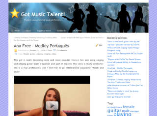 Got Music Talent!