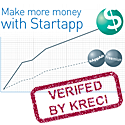 Make More Money with StartApp. Verifed by KreCi!
